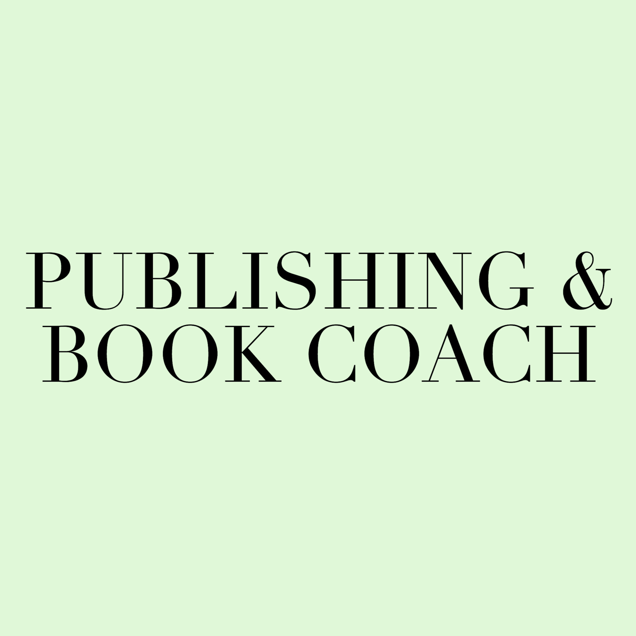 Donna Sozio Book Coach