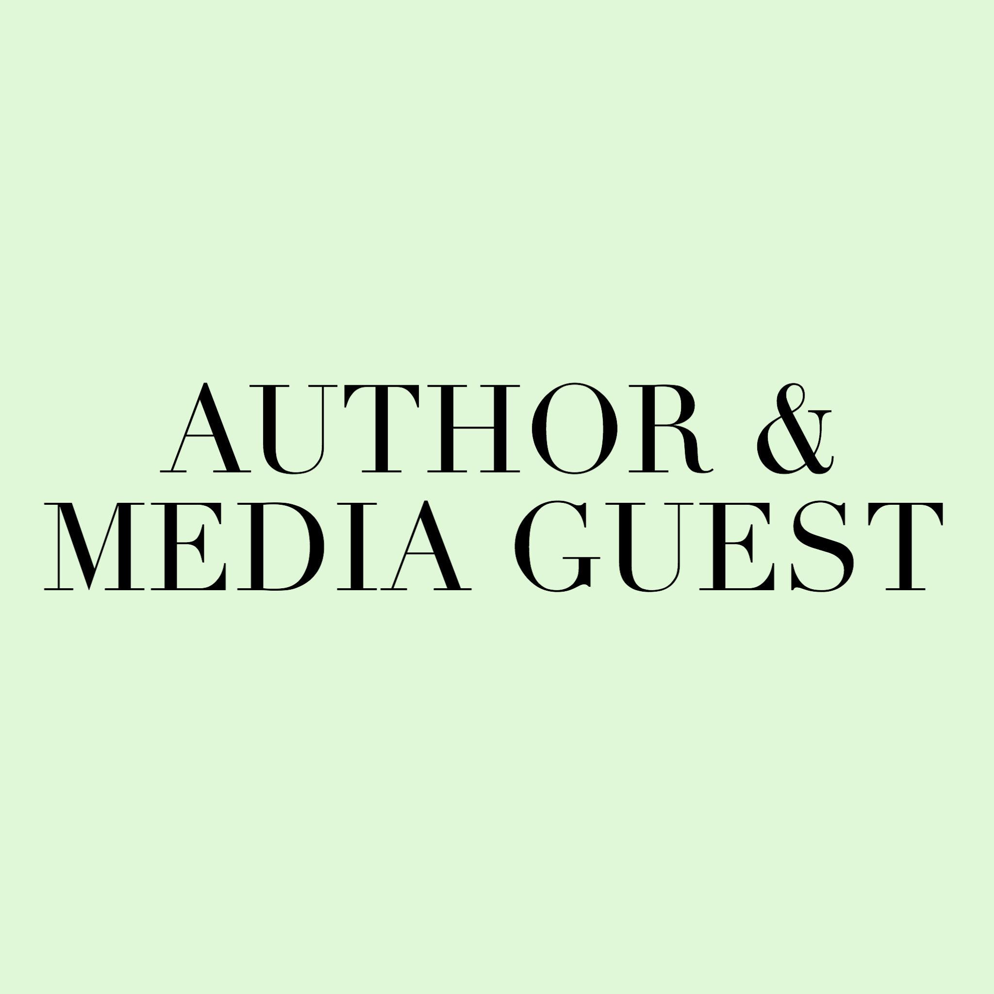 Donna Sozio Author and Media Guest