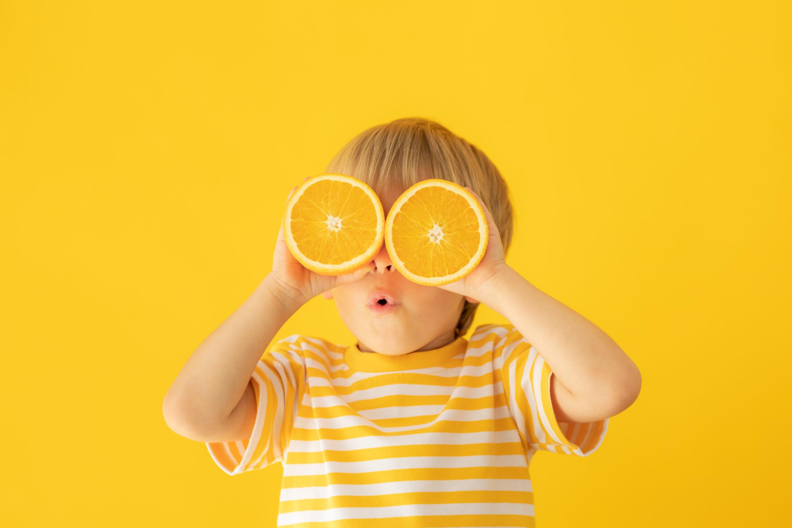 Healthy Children's Menus