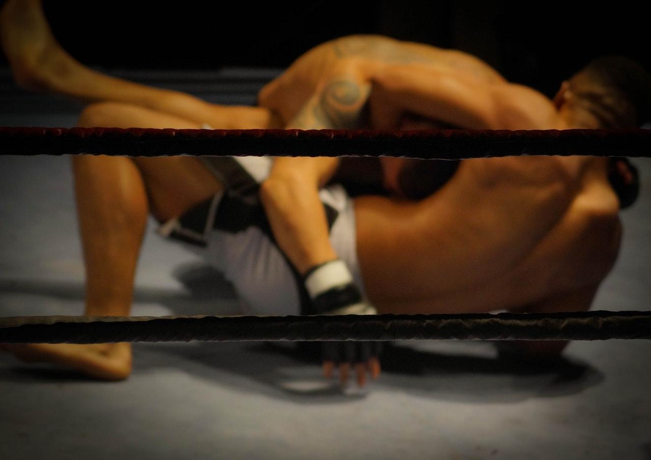 grappling wrestling