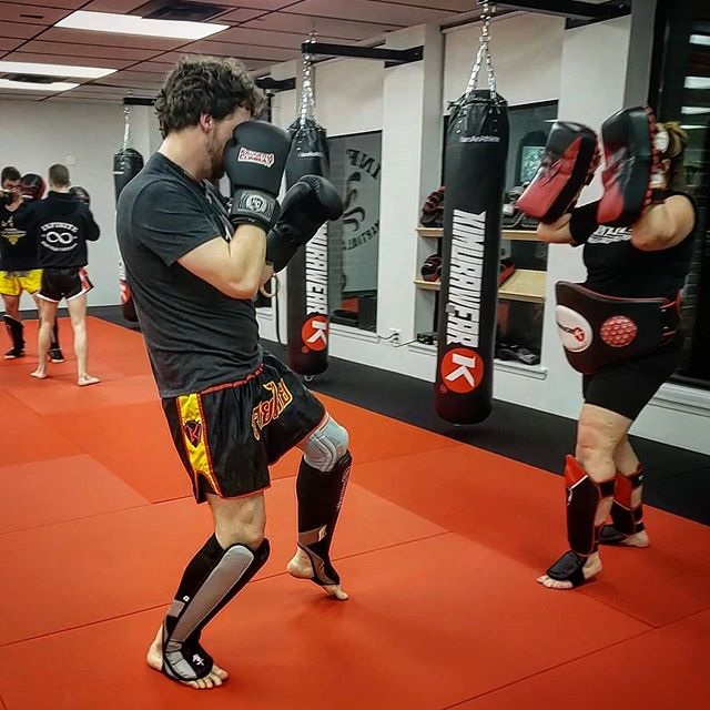 Muay Thai Belleville Infinite Martial Arts & Fitness