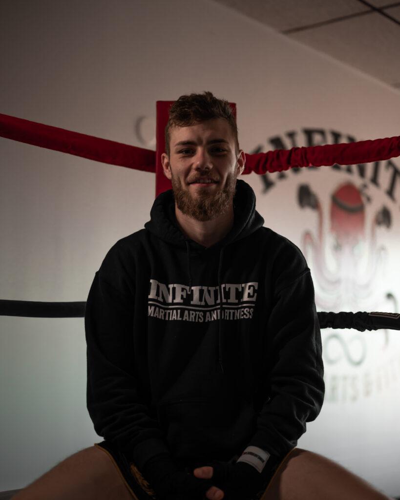 Zach Baldwin Muay Thai Infinite Martial Arts & Fitness