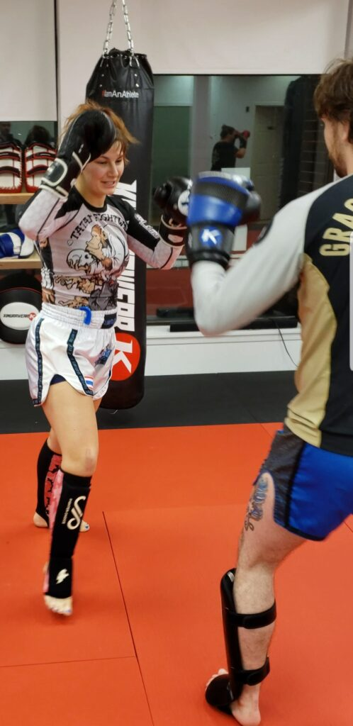 Muay Thai Belleville Infinite Martial Arts & Fitness