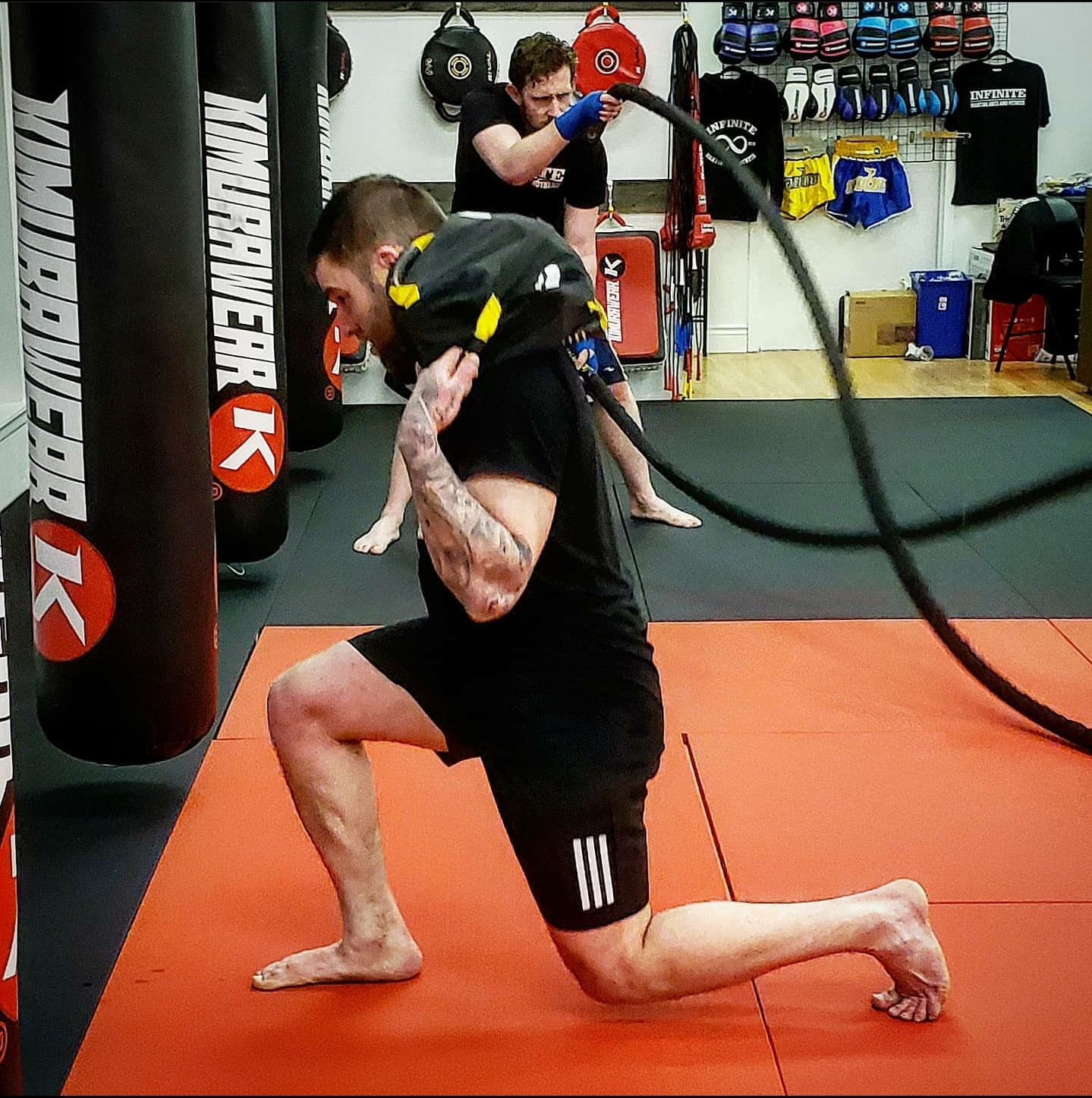 Strength And Conditioning Belleville Infinitite Martial Arts & Fitness