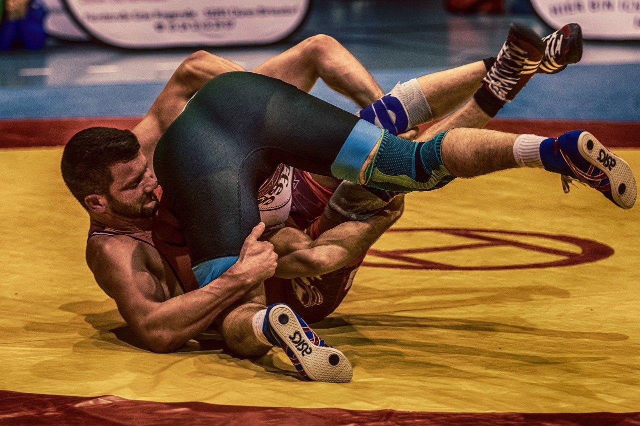 wrestle, wrestler, sport