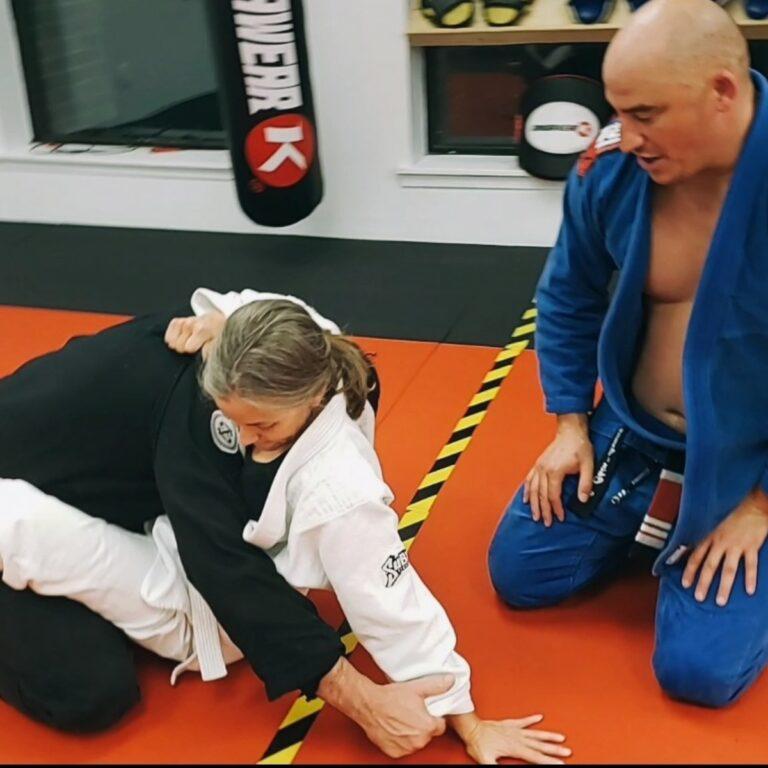 Teaching Jiu-Jitsu