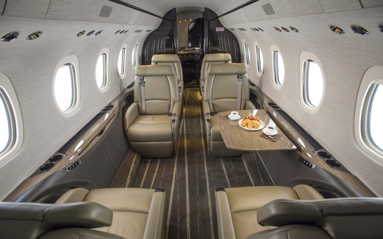 Citation Latitude Interior 4