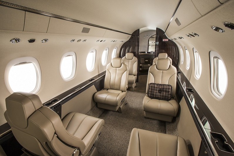 Citation Latitude Interior 6