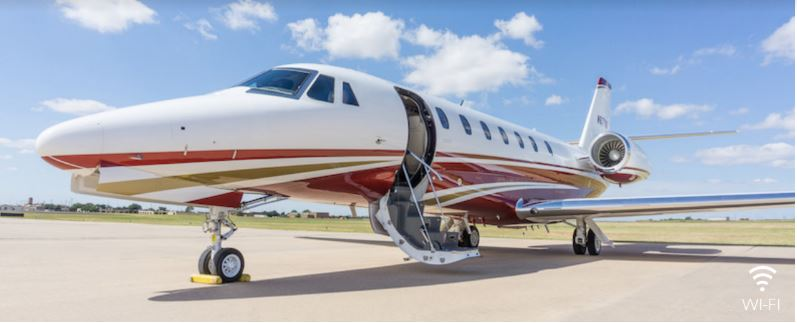 Citation Sovereign+ Exterior for GreerCo quote