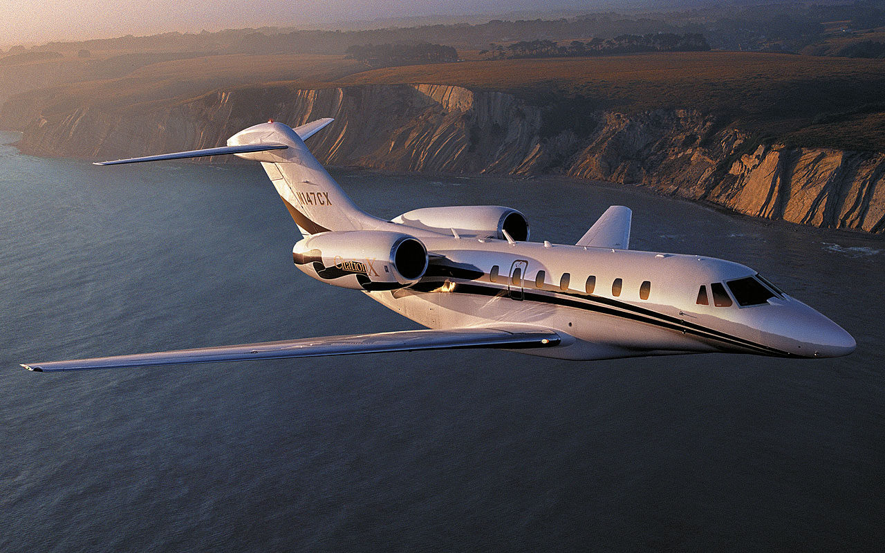 Citation X stock photo 2