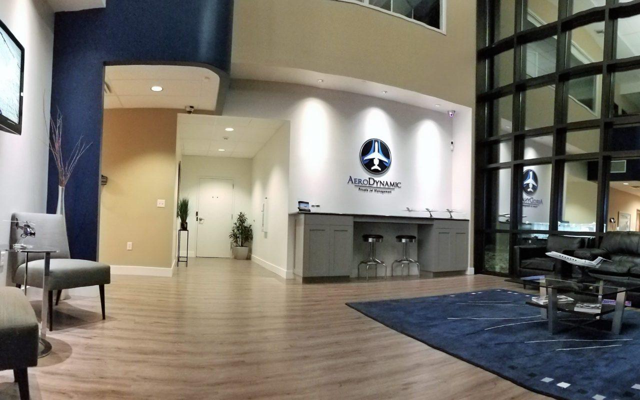 lobby at night 1