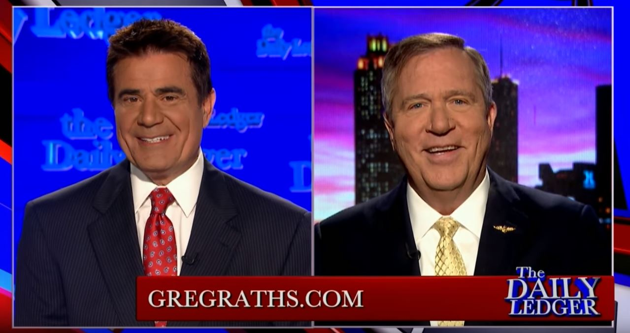 Check Out My Appearance on Oann With Graham Ledger