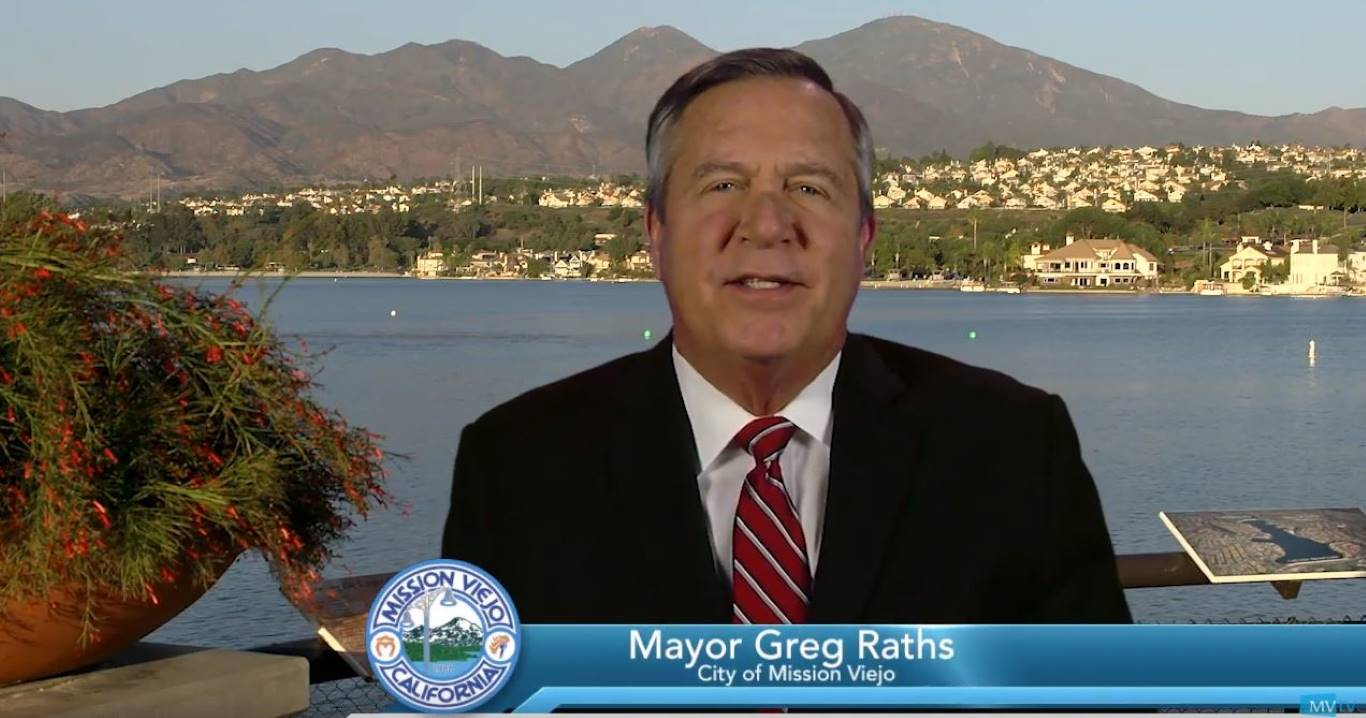 Mayor Greg Raths - 45th congressional candidate
