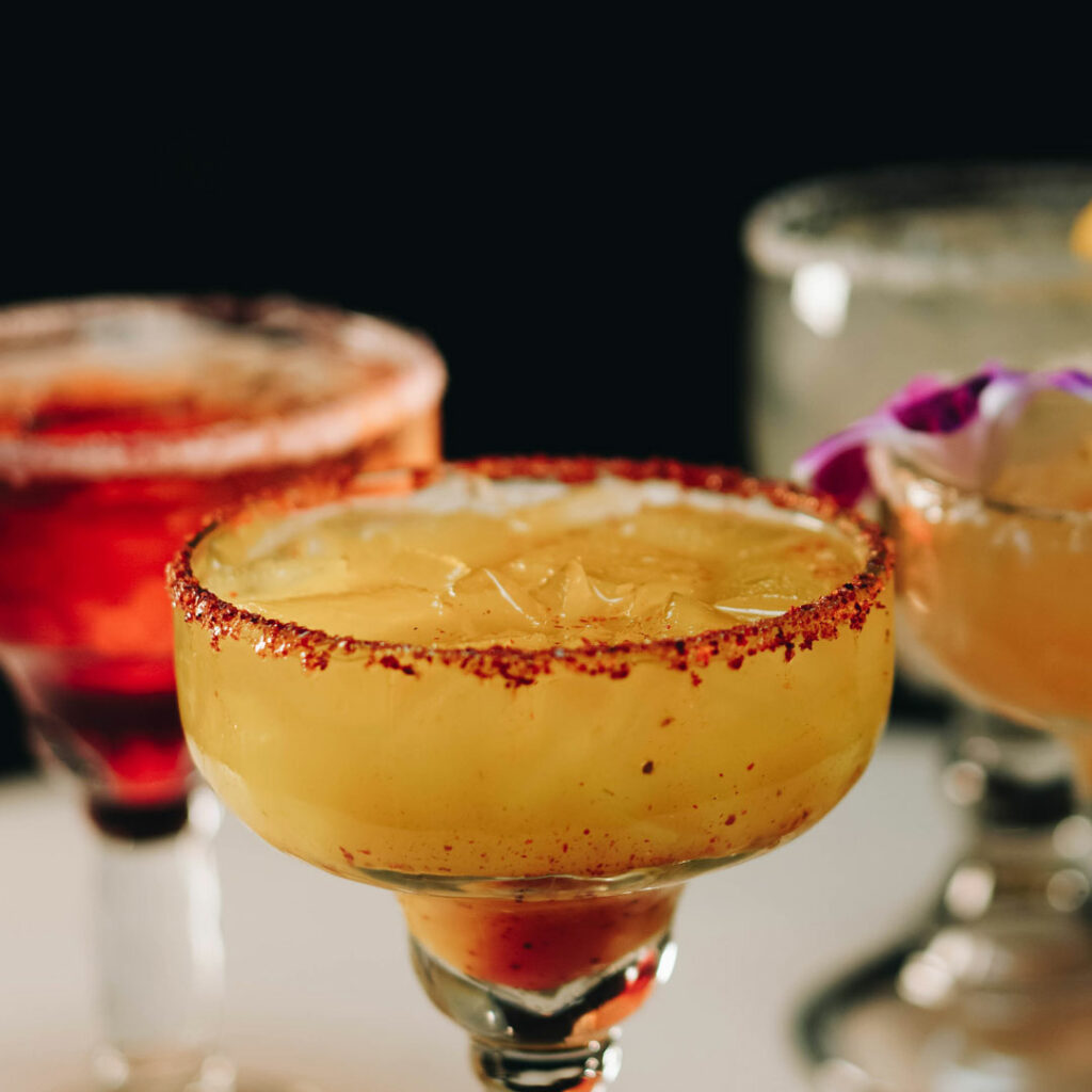Margaritas from Anejo Cantina and Grill