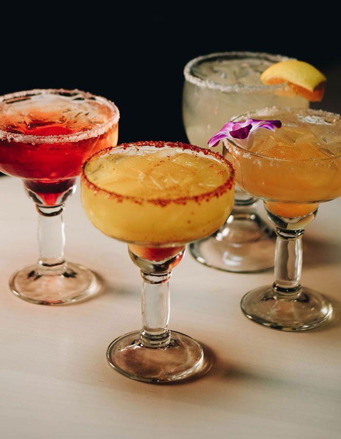 Anejo Cantina and Grill Margaritas