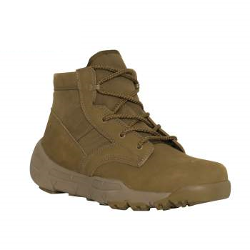 """V-Max Lightweight Tactical Boot 6"""" AR 670-1 Coyote Brown"""