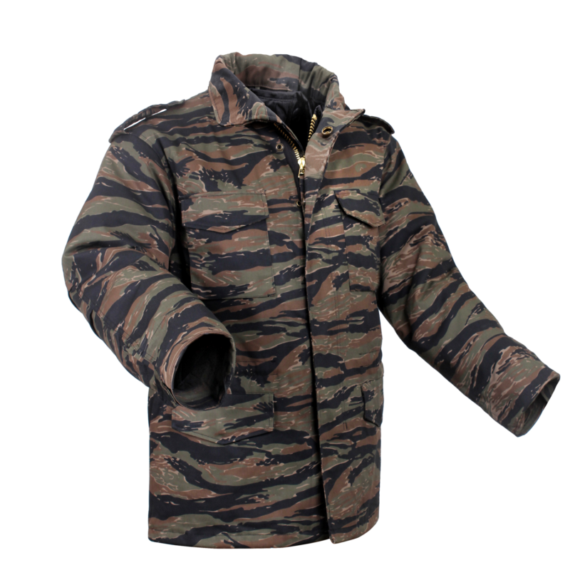 M-65 Military Field Jacket Camouflage