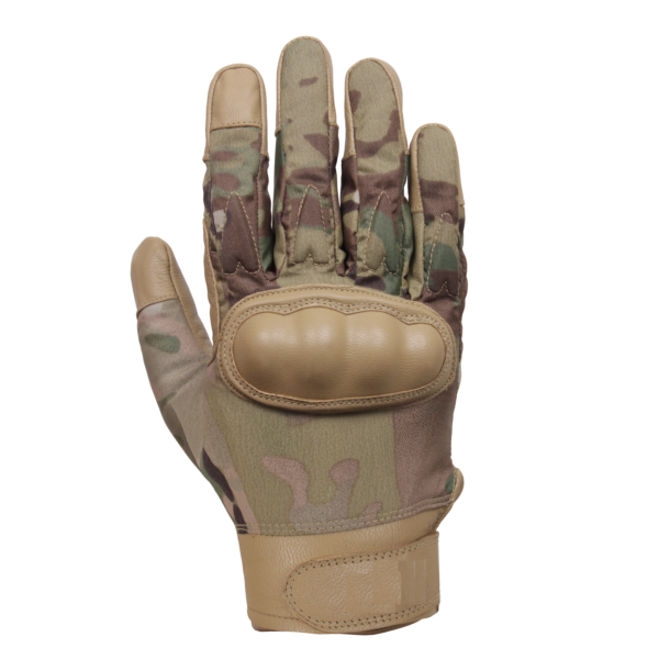 Multicam Cut and Fire Resistant Gloves