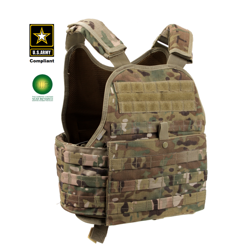 OCP Scorpion Multicam Plate Carrier Vest