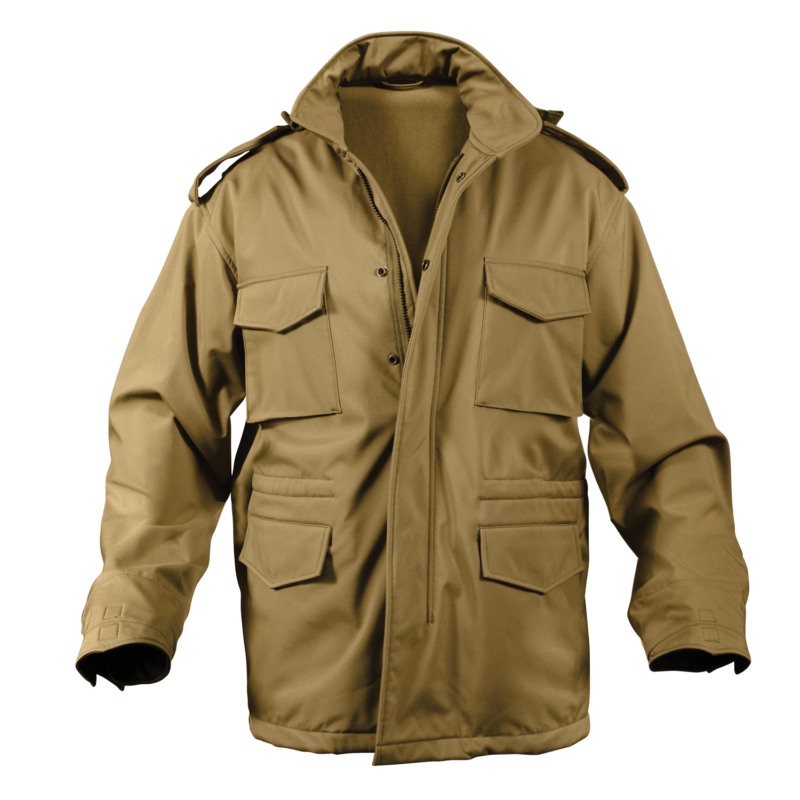 Soft Shell Tactical M-65 Field Jacket