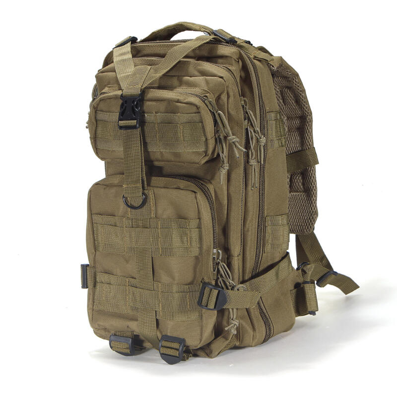 Coyote Tactical Bulletproof Backpack Level IIIA