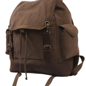 Vintage Expedition Rucksack Backpack