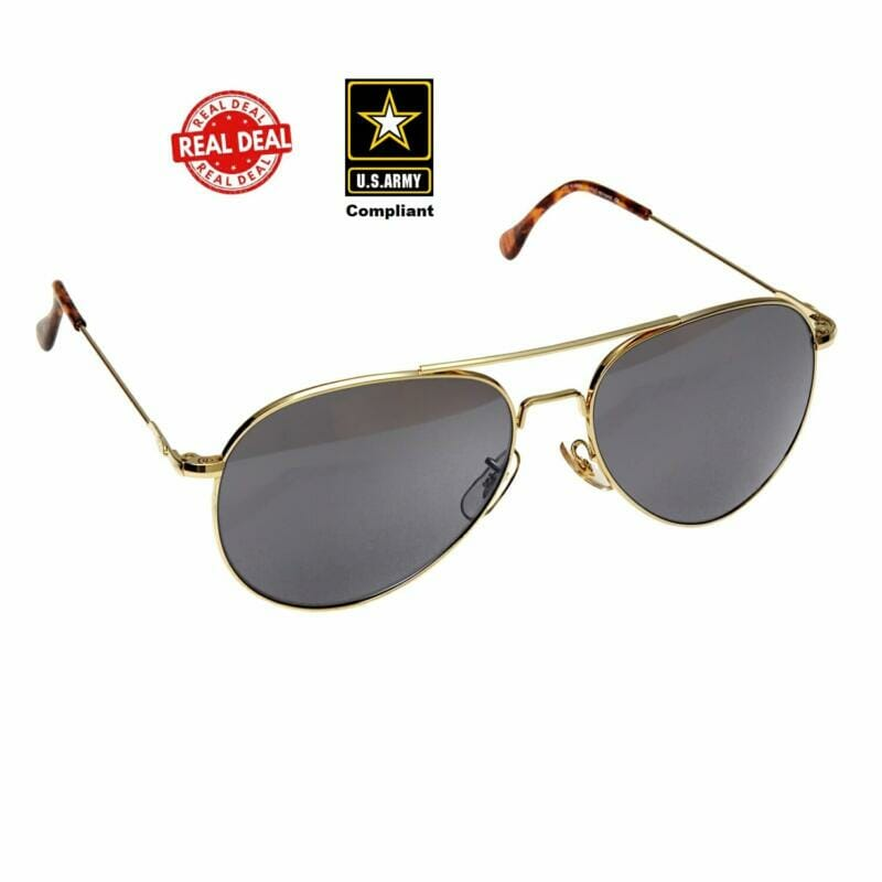 General Aviator Sunglasses AO Eyewear 58MM