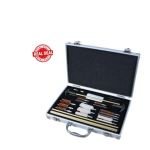 Deluxe Gun Rifle Cleaning Kit