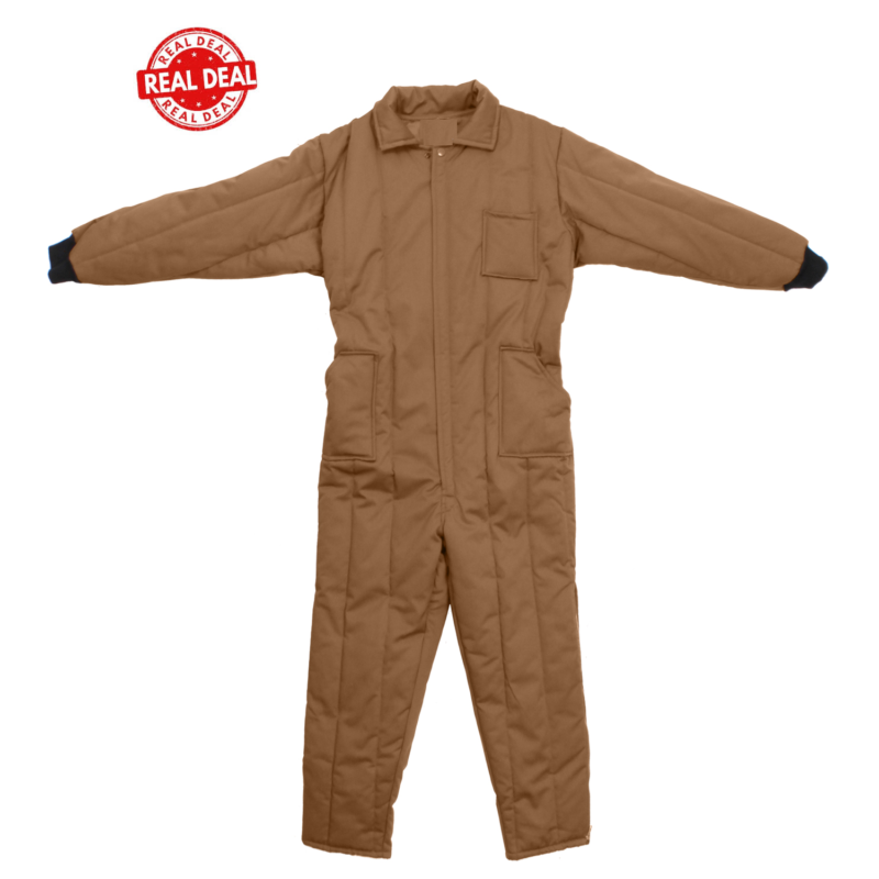 Winter Insulated Outdoor Coveralls