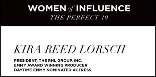 RHL Group - Kira, Women of The Year