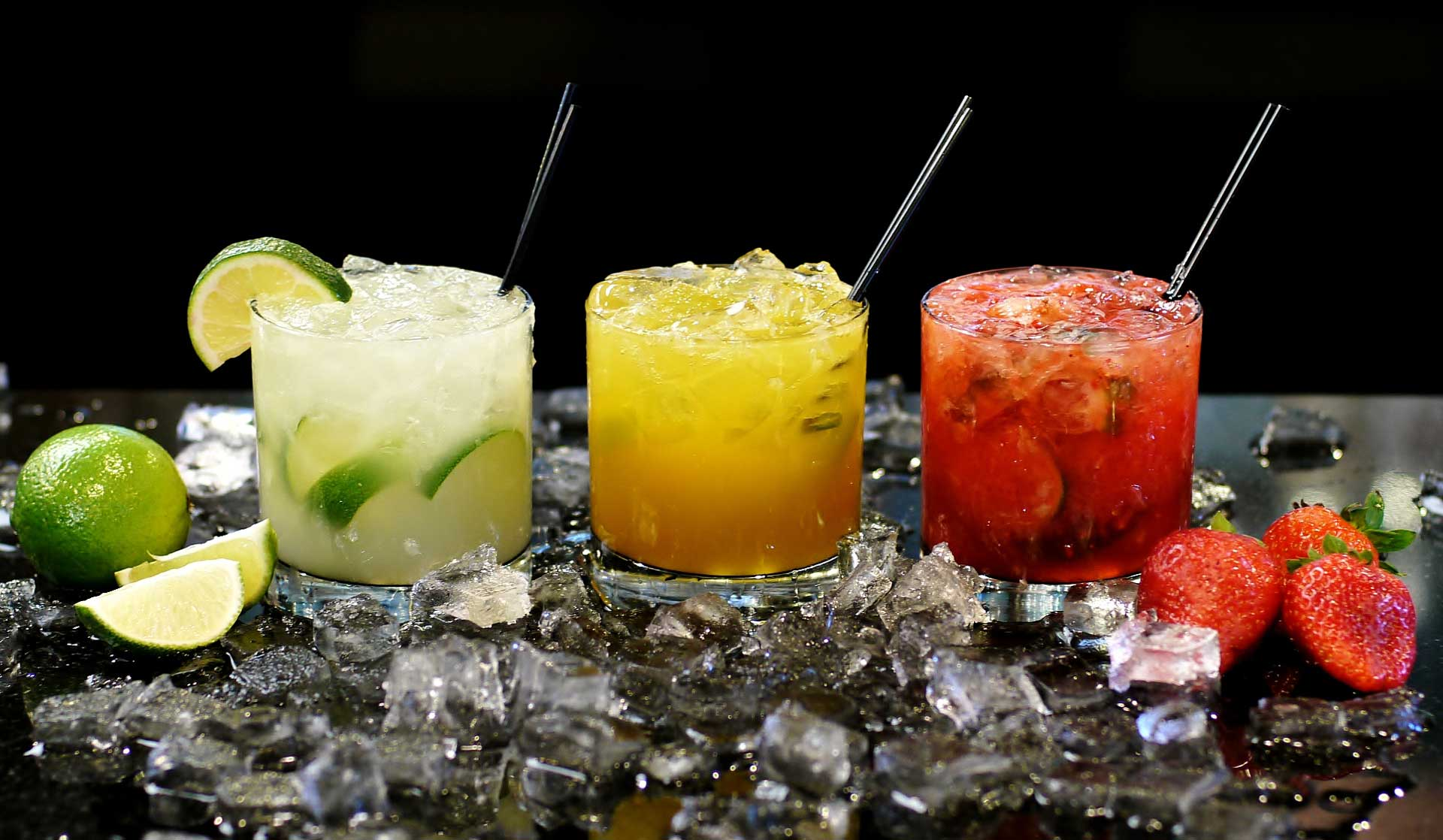 Caipirinha Brazilian Cocktail