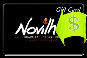 Novilhos Recharge Gift Card