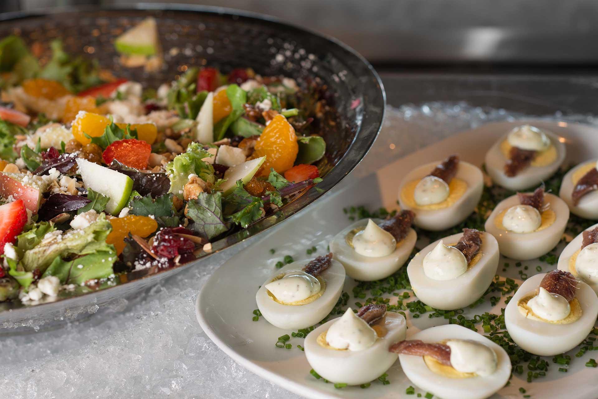 Fresh Market Salad Bar