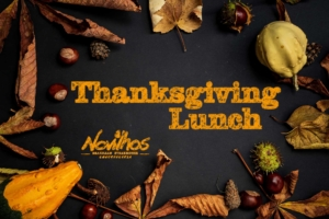 Thanksgiving Lunch Special