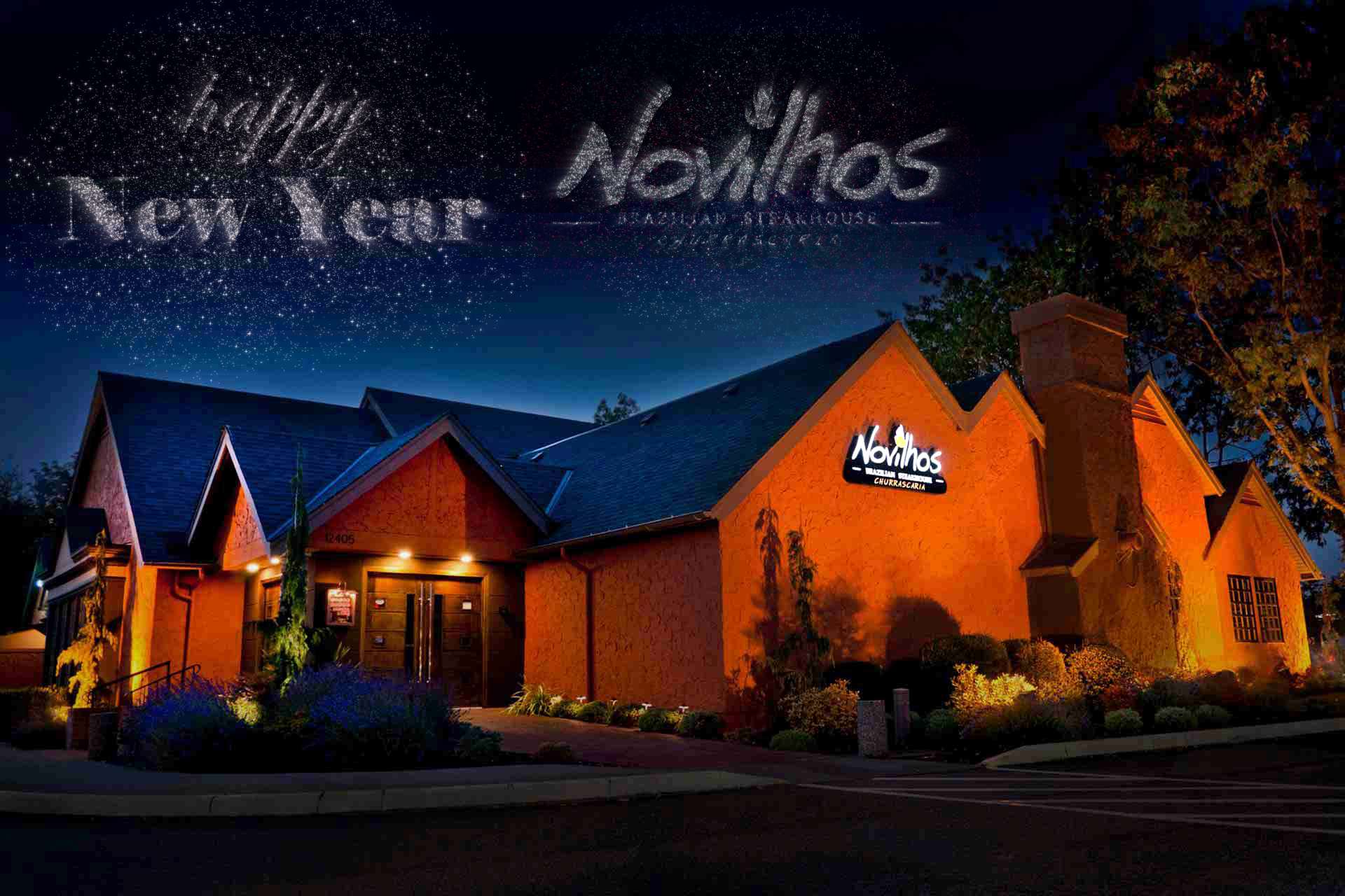 Novilhos New Year's Eve