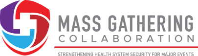 Mass Gathering Collaboration Logo