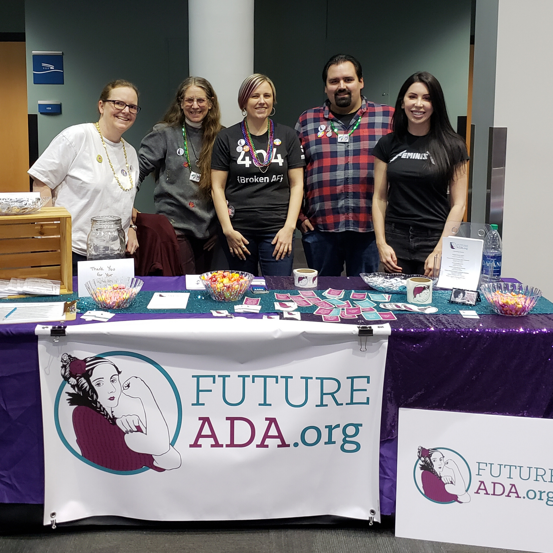 Future Ada at Women's March 2019