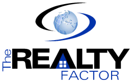 The Realty Factor Logo