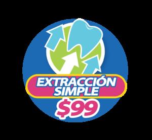 Extraccion Simple en Somos Dental