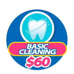 Basic Dental Cleaning for $60 at Somos Dental