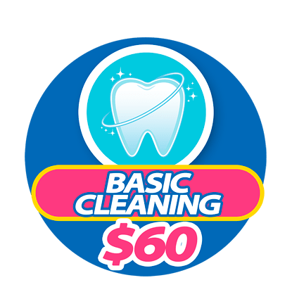 Basic Dental Cleaning for $60 at Somos Dental