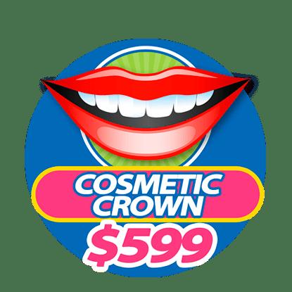 Cosmetic Crowns at Somos Dental