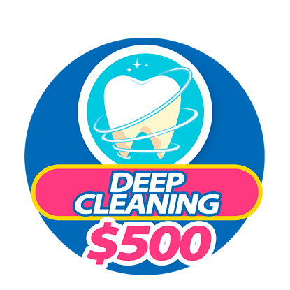 Deep Cleaning at Somos Dental
