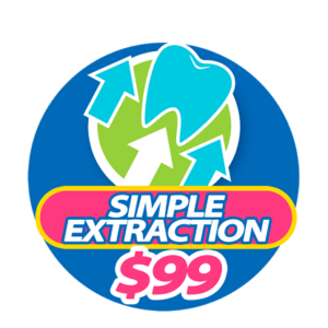 Teeth Extractions starting at $99 at Somos Dental