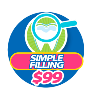 Simple Filling at Somos Dental