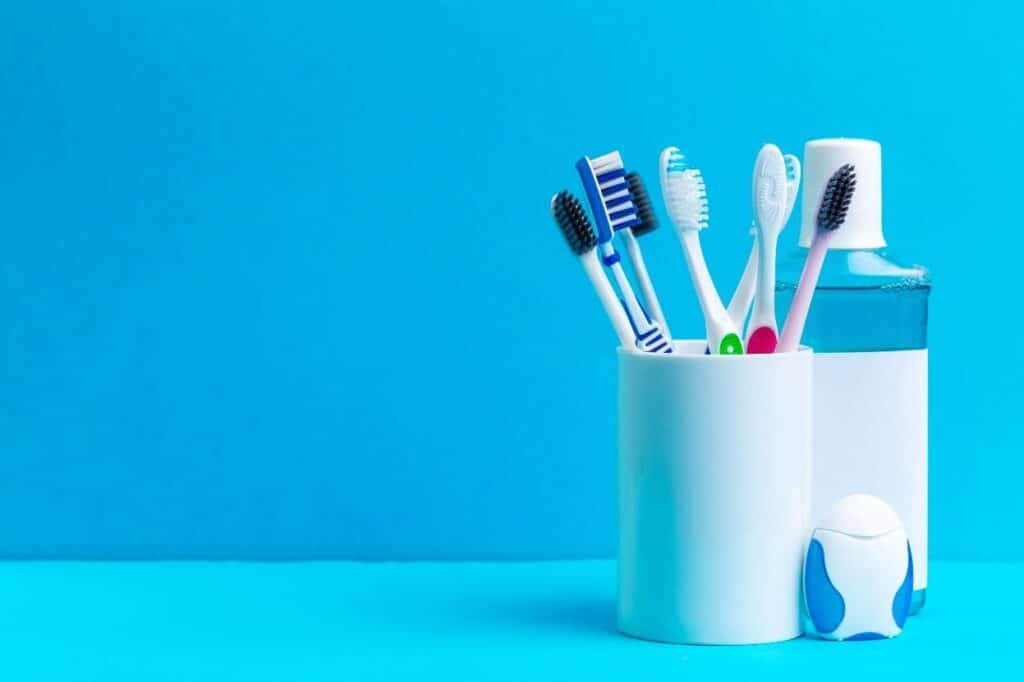 How to keep a good dental care routine while in quarantine