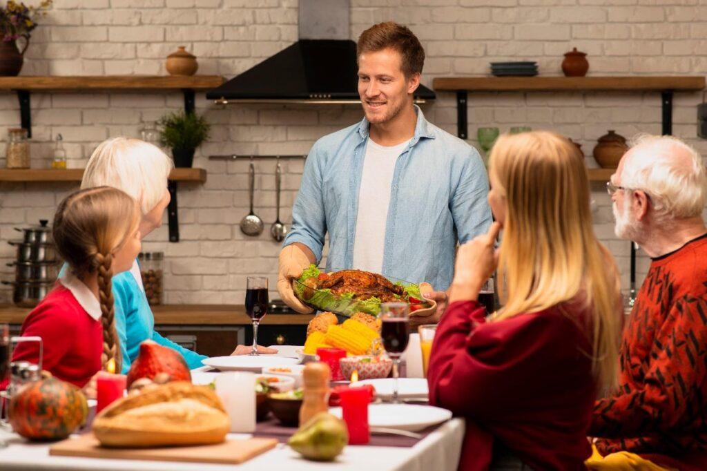 Consejos saludables para el Día de Acción de Gracias