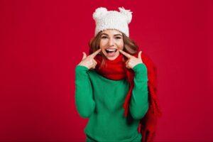 Cómo tener una bella sonrisa esta navidad