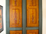 Faux Painted Doors
