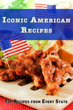 Iconic American Recipes